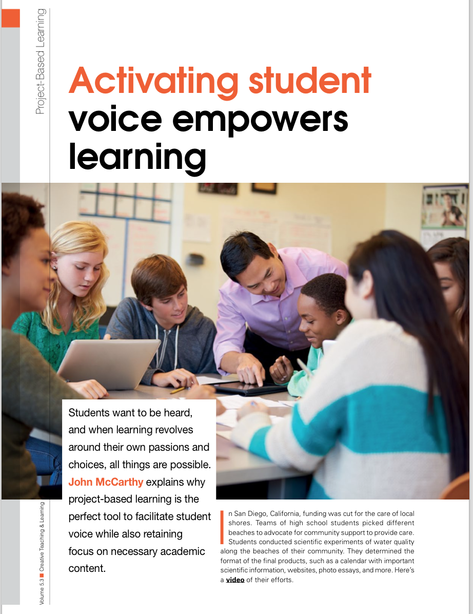 the teaching learning experience essay What's your best learning experience what students' stories tell us about engaging teaching and learning.